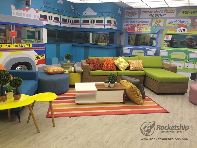 Design Lab And In Collaboration With J Designs For The Interior Of PBB737 House Wall Stickers From Imagemax Which Is Very True